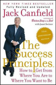 The Success Principles av Jack Canfield og Janet Switzer (Heftet)