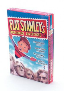 Flat Stanley's Worldwide Adventures #1-4 av Jeff Brown (Heftet)