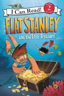 Flat Stanley and the Lost Treasure av Jeff Brown (Heftet)