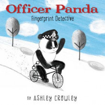 Fingerprint Detective av Ashley Crowley (Innbundet)