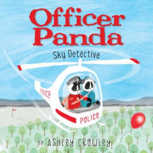 Officer Panda: Sky Detective av Ashley Crowley (Innbundet)
