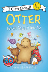 Omslag - Otter: Hello, Sea Friends!