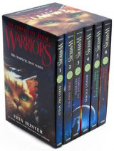 Omslag - Warriors Box Set: Volumes 1 to 6