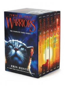Warriors: Power of Three Box Set: Volumes 1 to 6 av Erin Hunter (Heftet)