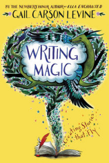 Writing Magic av Gail Carson Levine (Heftet)