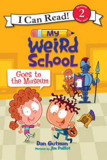My Weird School Goes to the Museum av Dan Gutman (Heftet)