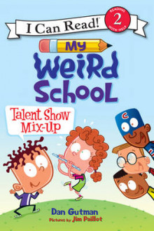 My Weird School: Talent Show Mix-Up av Dan Gutman (Heftet)