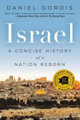 Omslag - Israel: A Concise History of a Nation Reborn