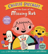Omslag - Charlie Piechart and the Case of the Missing Hat