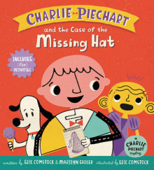 Charlie Piechart and the Case of the Missing Hat av Marilyn Sadler og Eric Comstock (Innbundet)