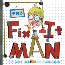The Fix-it Man av Susan Hood (Innbundet)
