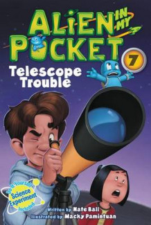 Alien in My Pocket #7: Telescope Troubles av Nate Ball (Innbundet)