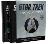 Omslag - The Star Trek Encyclopedia