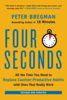 Four Seconds av Peter Bregman (Heftet)
