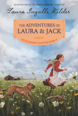 Omslag - The Adventures of Laura & Jack