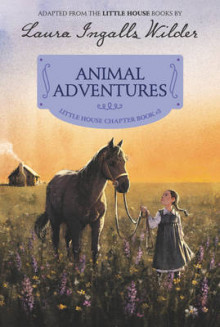 Animal Adventures av Laura Ingalls Wilder (Heftet)