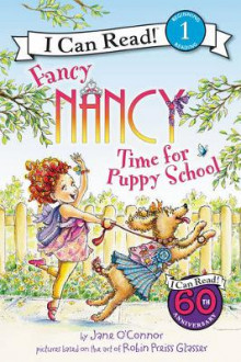 Fancy Nancy: Time for Puppy School av Jane O'Connor (Heftet)