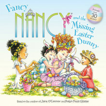 Fancy Nancy and the Missing Easter Bunny av Jane O'Connor (Heftet)