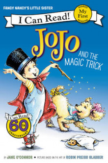 Fancy Nancy: JoJo and the Magic Trick av Jane O'Connor (Heftet)