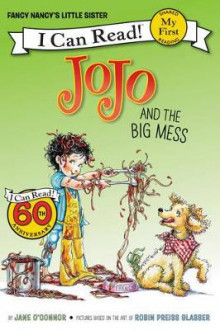 Fancy Nancy: JoJo and the Big Mess av Jane O'Connor (Heftet)
