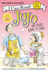 Omslag - Fancy Nancy: JoJo and Daddy Bake a Cake
