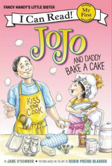 Jojo and Daddy Bake a Cake av Jane O'Connor (Innbundet)