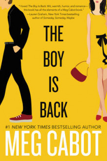 The Boy is Back av Meg Cabot (Heftet)