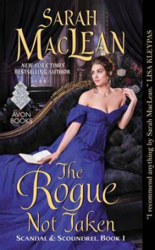 The Rogue Not Taken av Sarah MacLean (Heftet)
