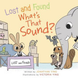 Omslag - Lost and Found, What's that Sound?
