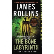 The Bone Labyrinth av James Rollins (Heftet)