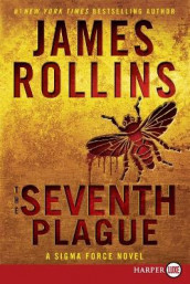 The Seventh Plague [Large Print] av James Rollins (Heftet)