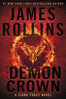 The Demon Crown av James Rollins (Innbundet)