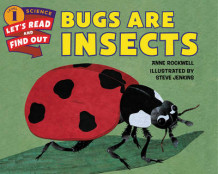 Bugs are Insects av Anne Rockwell (Heftet)