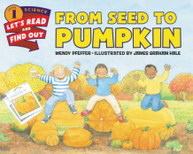 From Seed to Pumpkin av Wendy Pfeffer (Heftet)