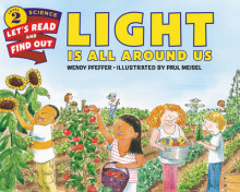 Light is All Around Us av Wendy Pfeffer (Heftet)