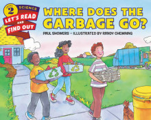 Where Does the Garbage Go? av Paul Showers (Heftet)