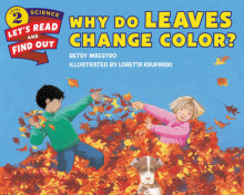 Why Do Leaves Change Color? av Betsy Maestro (Heftet)