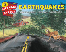 Earthquakes av Franklyn M. Branley (Heftet)
