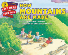 How Mountains are Made av Kathleen Weidner Zoehfeld (Heftet)