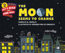 The Moon Seems to Change av Franklyn M. Branley (Heftet)