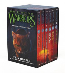 Warriors: Omen of the Stars Box Set: Volumes 1-6: Volumes 1-6 av Erin Hunter (Heftet)