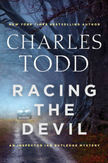 Racing the Devil av Charles Todd (Innbundet)
