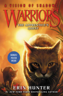 The Apprentice's Quest av Erin Hunter (Innbundet)