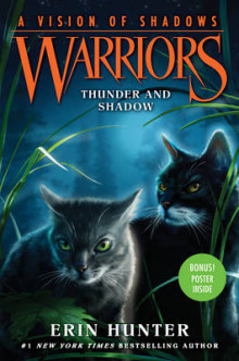 Thunder and Shadow av Erin Hunter (Innbundet)