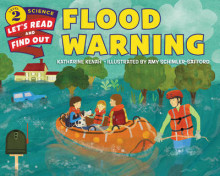 Flood Warning av Katharine Kenah (Heftet)