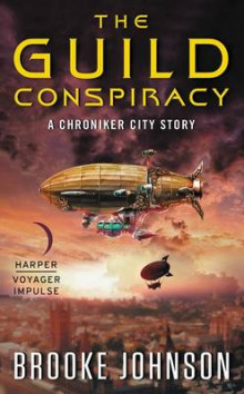 The Guild Conspiracy av Brooke Johnson (Heftet)