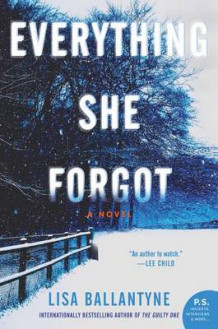 Everything She Forgot av Lisa Ballantyne (Heftet)