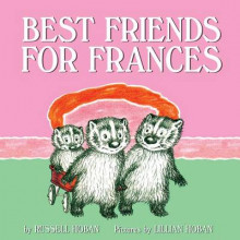 Best Friends for Frances av Russell Hoban (Heftet)