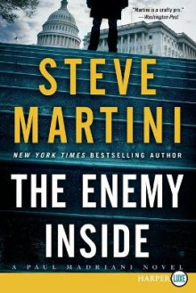 The Enemy Inside LP av Steve Martini (Heftet)