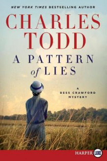 A Pattern of Lies av Charles Todd (Heftet)